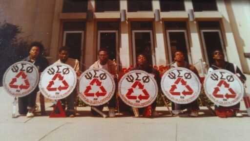 "back in 1980-1981 school year at Beta Chapter Ball State University..""the SinSational Six""..breaking down and greeting...""they was pledging"" SAYGENT my Frat Brothers Lance, Nate,Darryl,Bill,Mark and Gerald...they went through it and got to it..."
