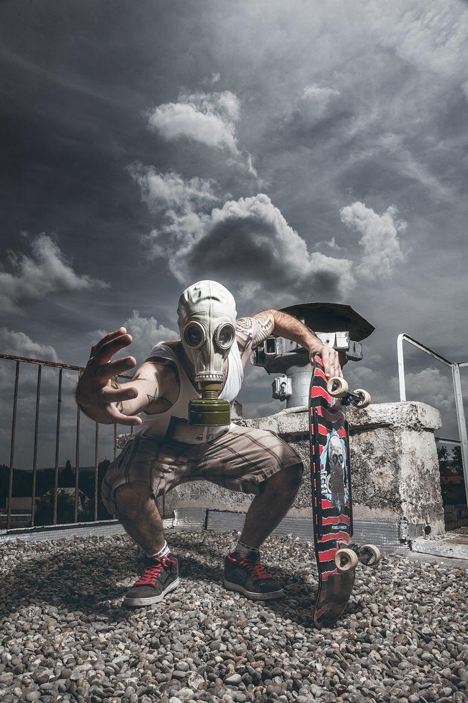 Photo Apocalypse Skater par JEANTIEU Rémy on 500px