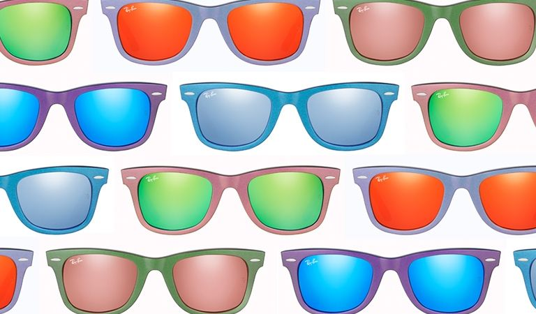 ray ban clubmaster sunglasses colors  17 best images about ray ban on pinterest