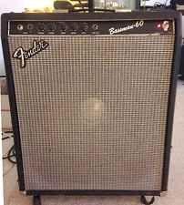 Fender Bassman 60 watt combo amp | Gear | Guitar amp, Bass