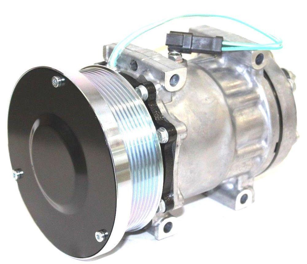 John Deere Air Compressor Ebay >> Ebay Sponsored New Genuine Sanden 4095 A C Compressor For