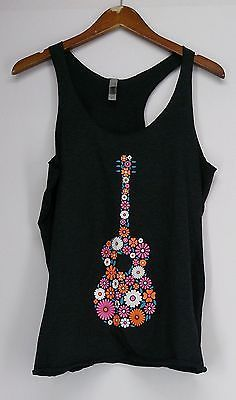 Next Level Apparel Top XL Ladies Fashion Graphic Printed Tank Black NEW NWOT | eBay