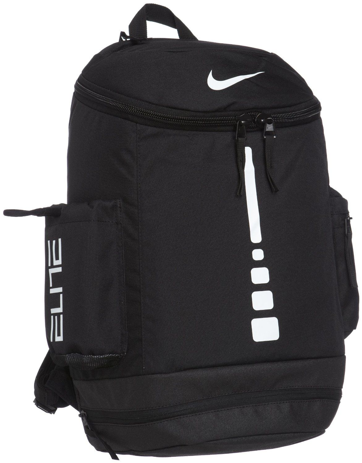 b4866a6ee2 Amazon.com  Nike Male 30 Liters Backpack Bookbag in Black (BA4724-001)   Sports   Outdoors