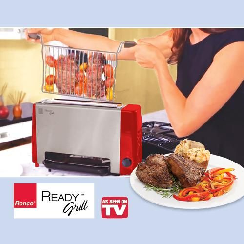 ronco ready grill taylor gifts asotv cooking kitchen helpers rh pinterest co uk