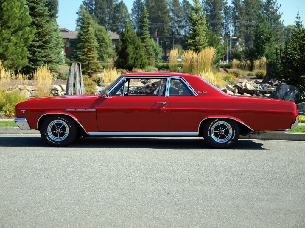 Buick skylark gs coupe 1965