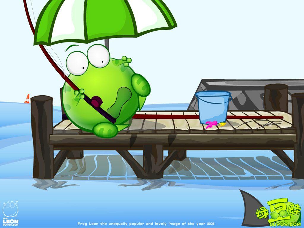 Character & Co - Frog Leon