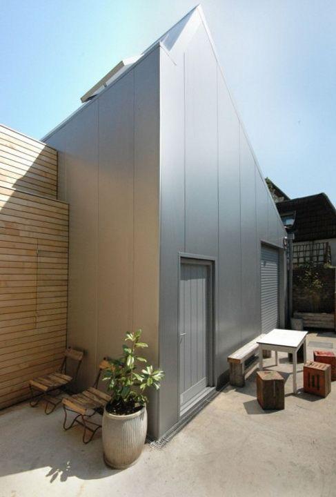 1 Minimalist House In London 建筑灵感 Pinterest Architecture