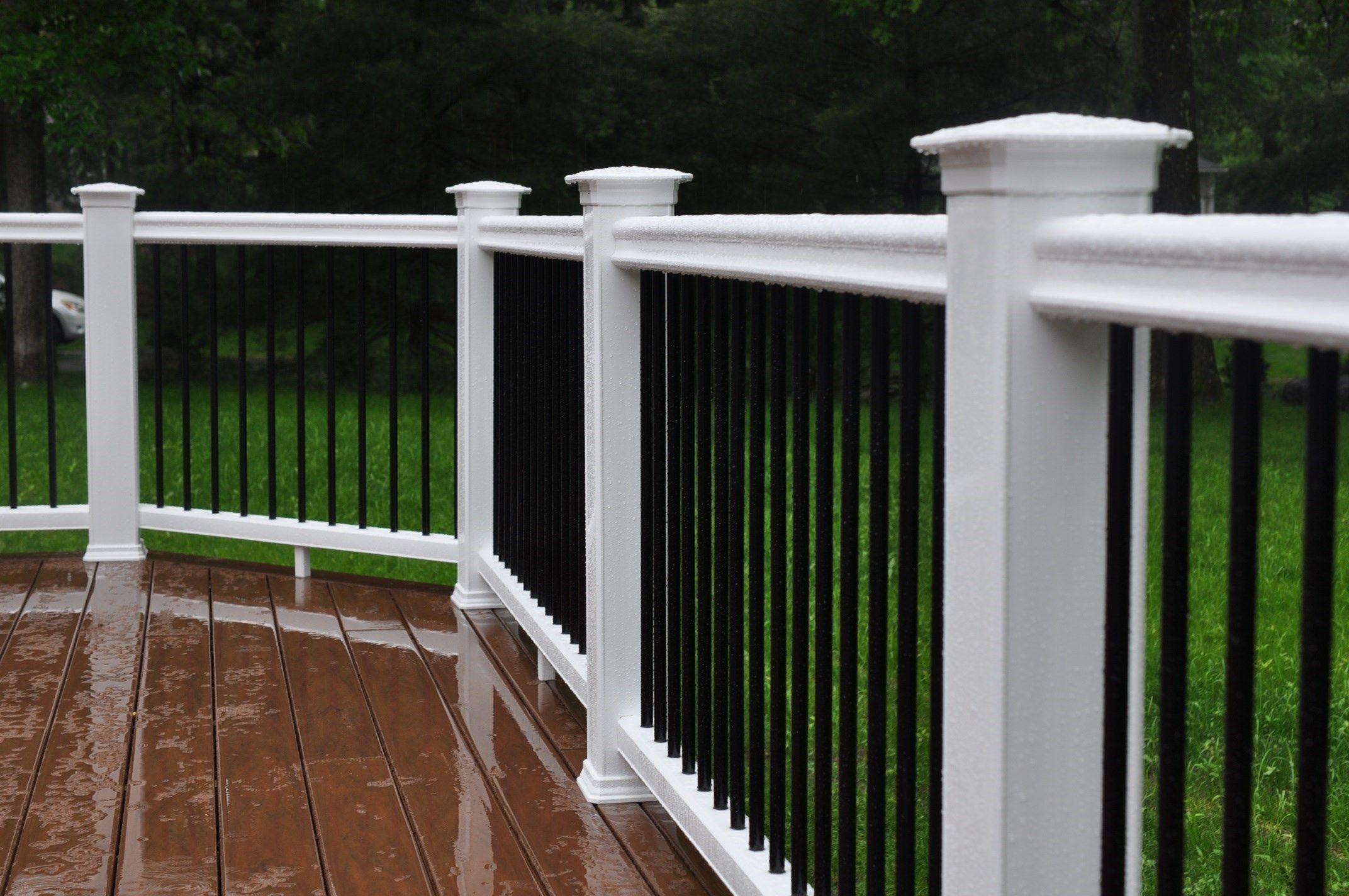 Best Deck Railing Height Outdoor Stair Railing Deck Railing 640 x 480