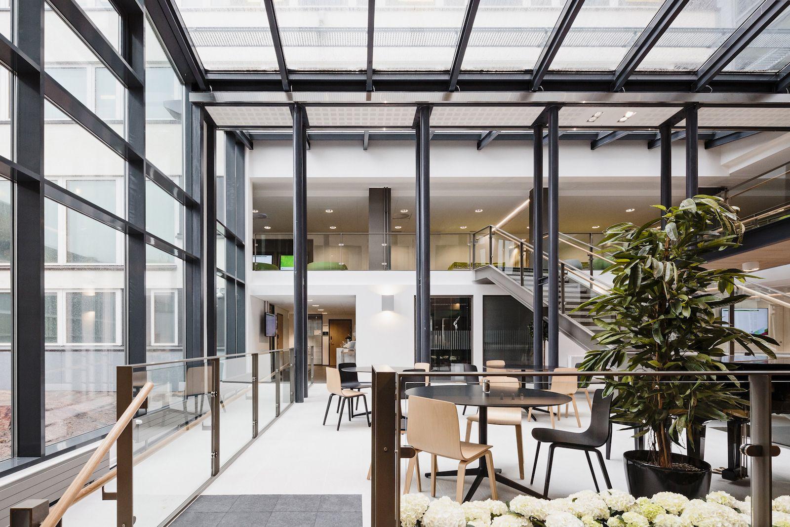 Terveyden ja hyvinvoinnin laitos — Workspace