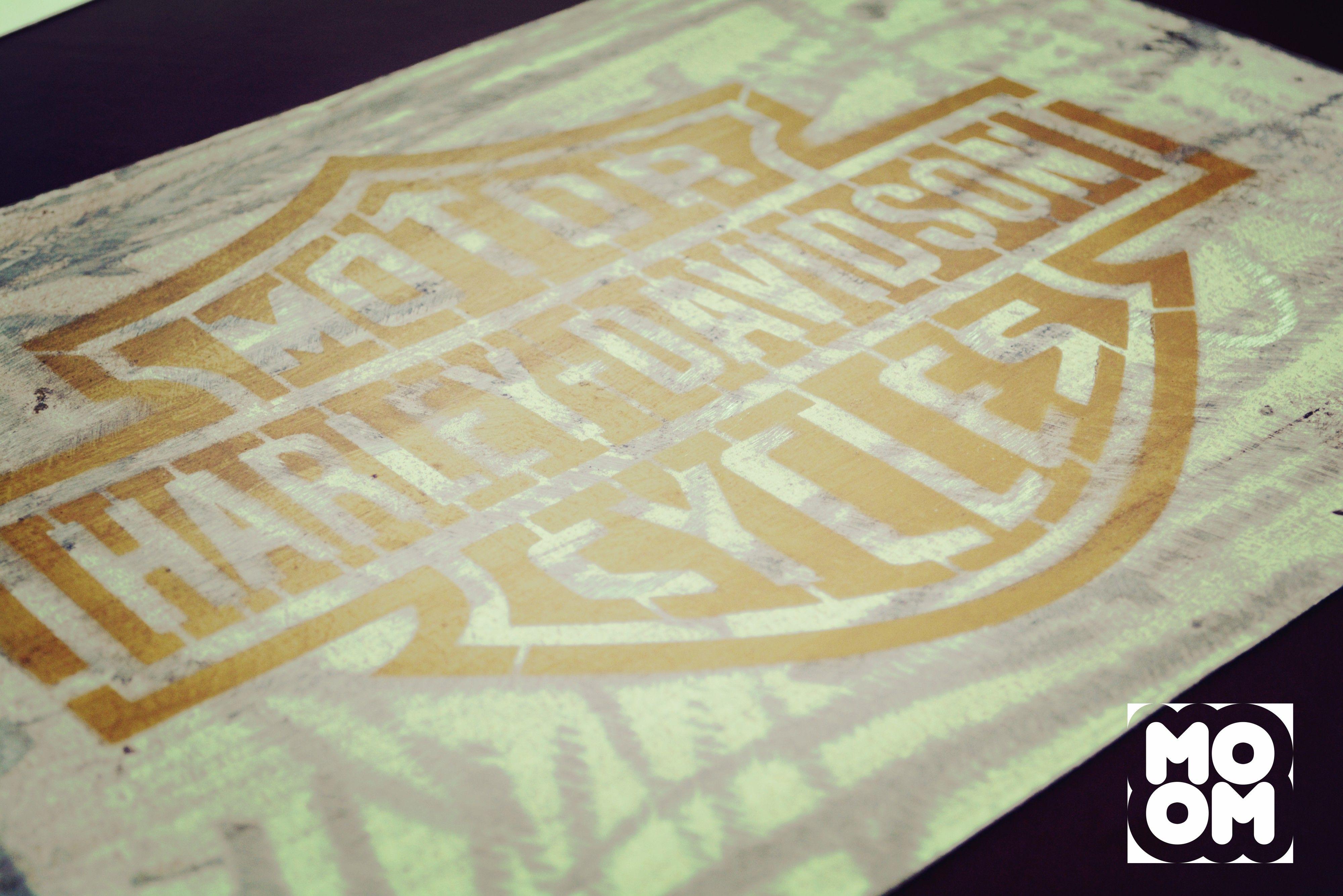 Placa Metal HD Produzido por MOOMCustom Saiba mais em https://www.facebook.com/MoomCustom/