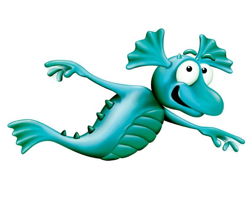 Pin by World Alive on Aqua Dragons! Aqua, Dragon
