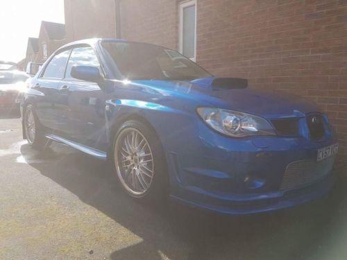 eBay: Subaru impreza GB270 360bhp sti parts 47,000 miles ! Swap/px
