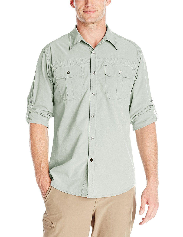 Royal Robbins Men's Diablo Long Sleeve Shirt >>> Additional