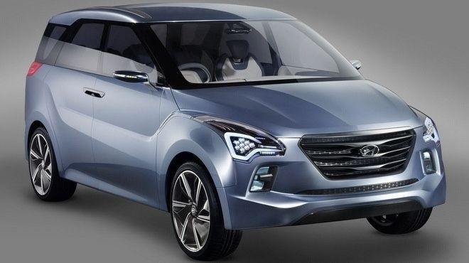 Hyundai Hnd 7 Hexa Space Concept From India New Hyundai Cars Hyundai Cars Concept Cars