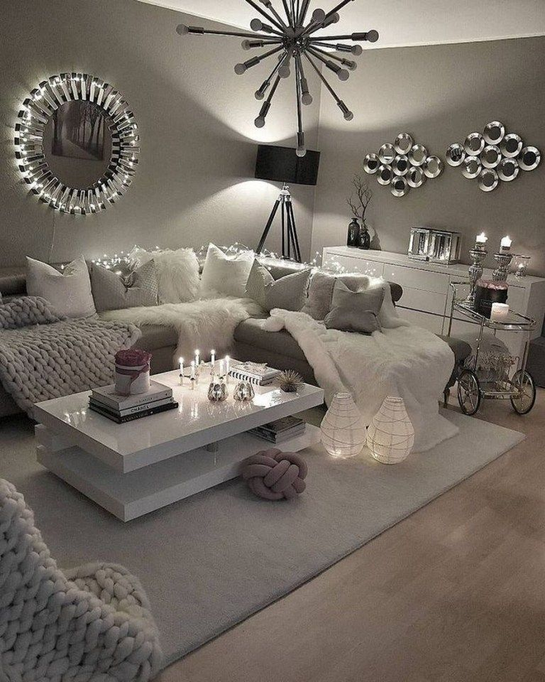 53 Affordable Apartment Living Room Design Ideas On A Budget 1
