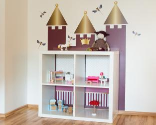Wandtattoos fürs Kinderzimmer Exklusive Motive hier