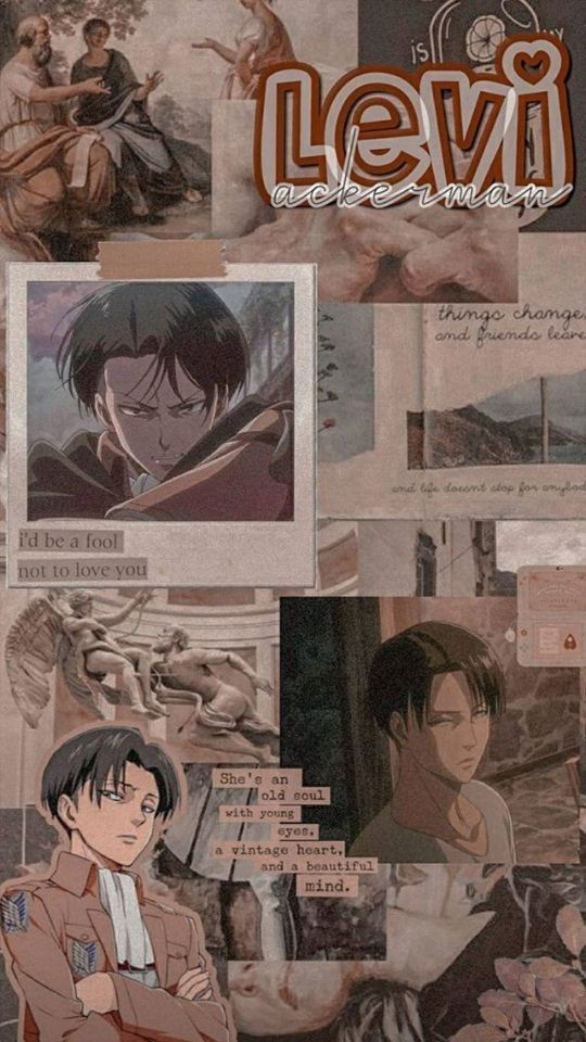 Pictures of Levi Ackerman - More wallpapers for your phone