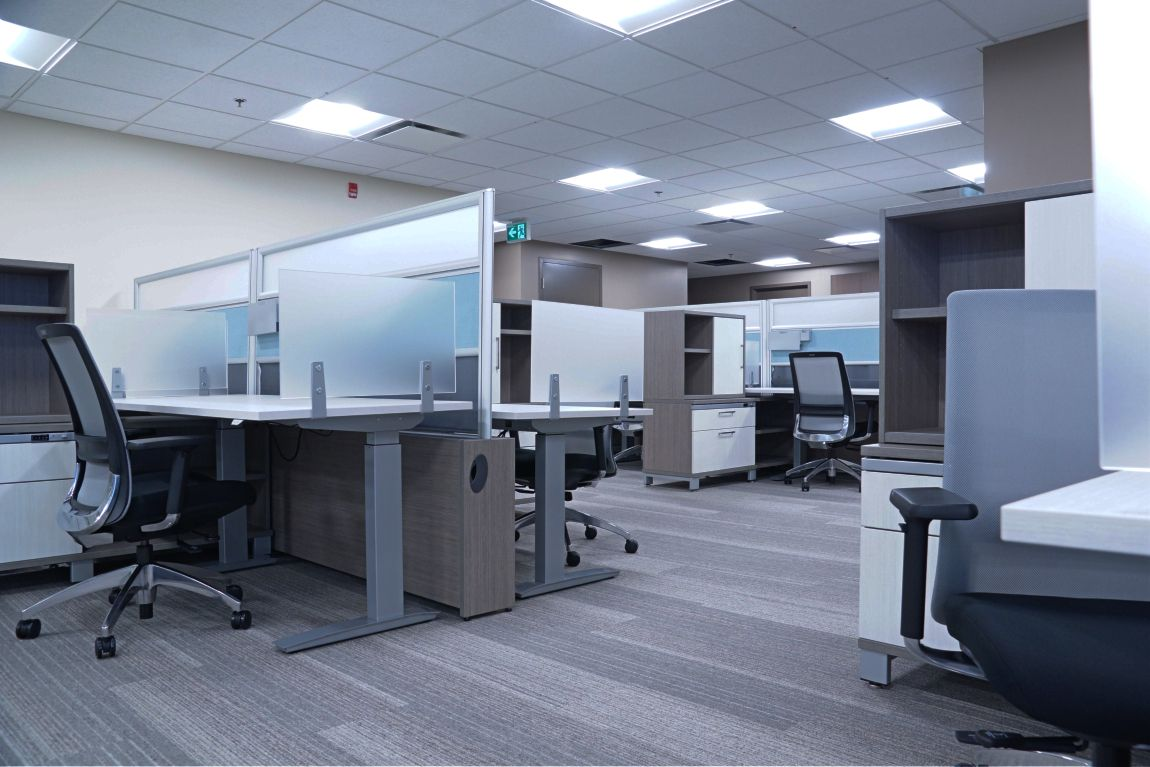 FullService Office Design Specialists Ontario 인테리어