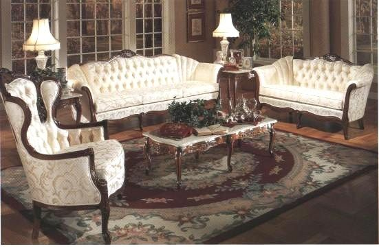 French Victorian Living Room Furniture | Victorian Furniture ...