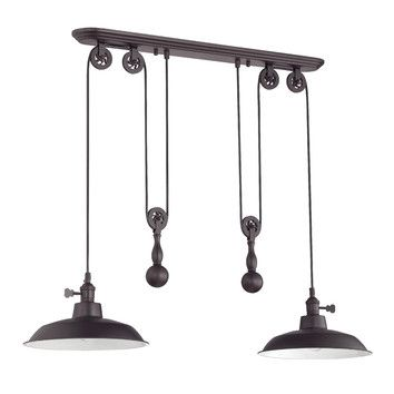 industrial kitchen pendant // allmodern