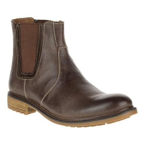 Leather products · Men's Hush Puppies Beck Rigby Chelsea Boot Dark