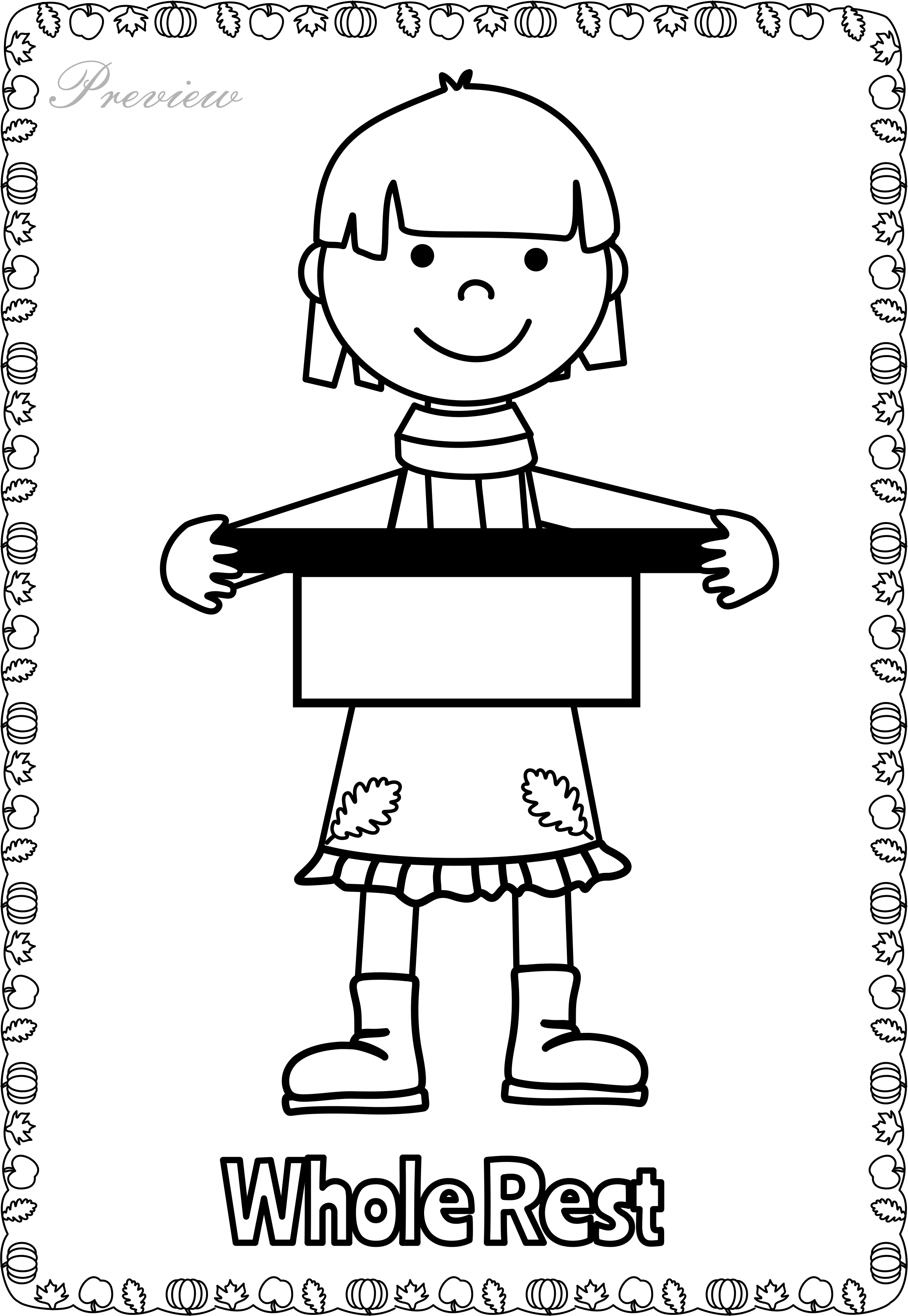 Fall musical posters for coloring flade sko naturlig og nodengle fall musical posters for coloring biocorpaavc Gallery