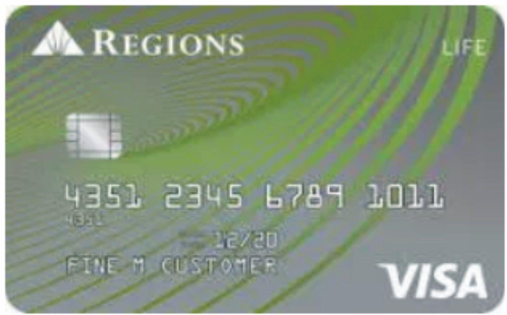 Regions Visa Signature Credit Card Login Credit Card Reviews