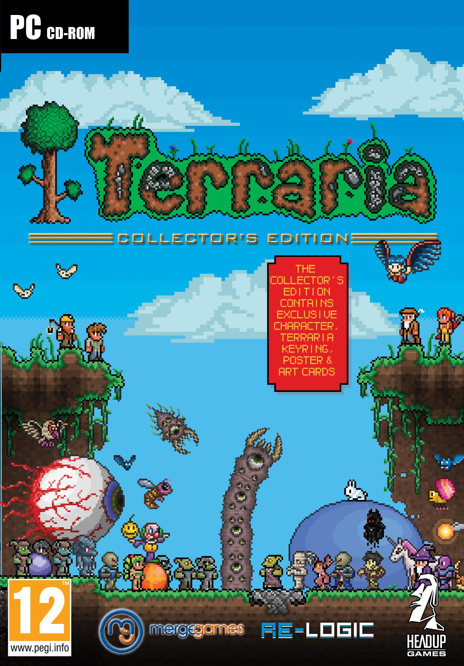 Terraria Terrarium Games Gaming Pc