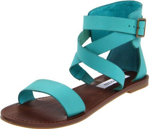 Amazon.com: Steve Madden Women's Bethanyy Ankle-Strap Sandal: Shoes