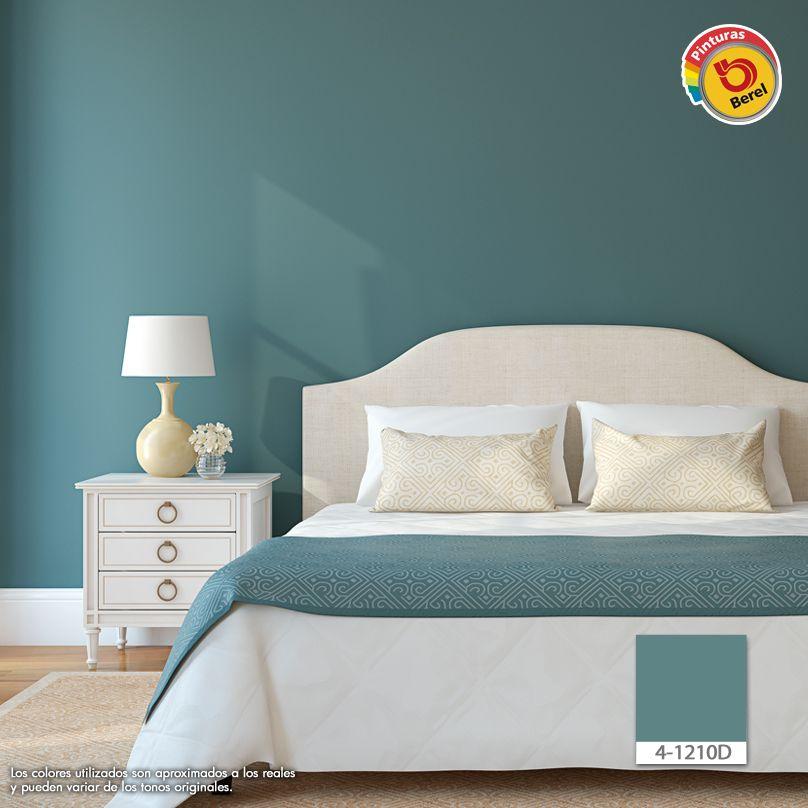 Combina Tus Muebles Claros Con Tonalidades Intensas En Los Muros Bereltip Combinaciones De Colores Interiores Interiores De Recamaras Colores De Interiores