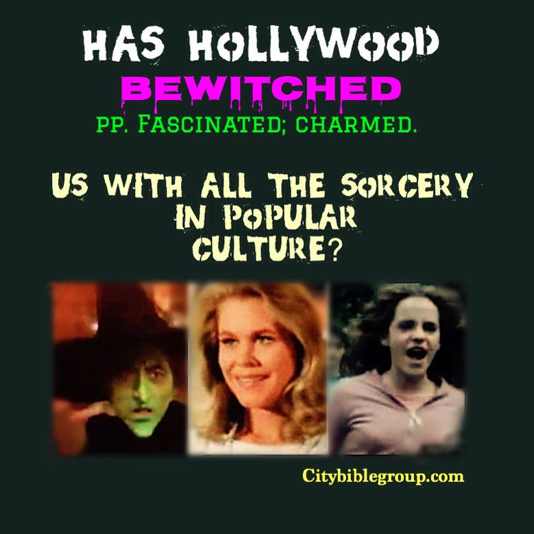 Sorcery #witchcraft has been a repetitive theme in #Hollywood as far
