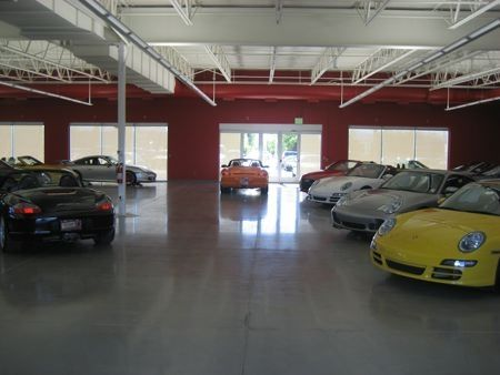 Examples Of Our Work Commercial Garage Flooring Global Garage