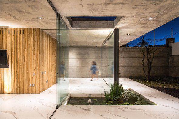 Casa Pabellã N Para Una Sola Persona Arquitectura Arquitectura En Mexico Arquitectos