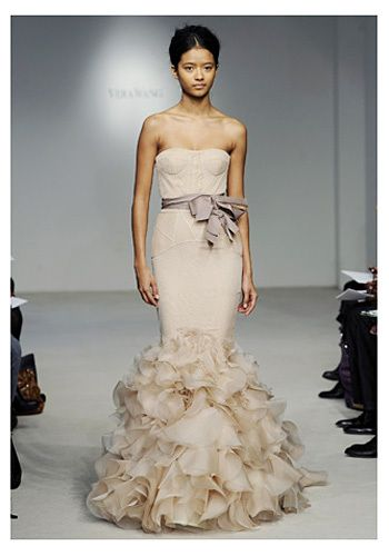 Gaun Pengantin Terbaru Vera Wang | wedding dress | Pinterest ...