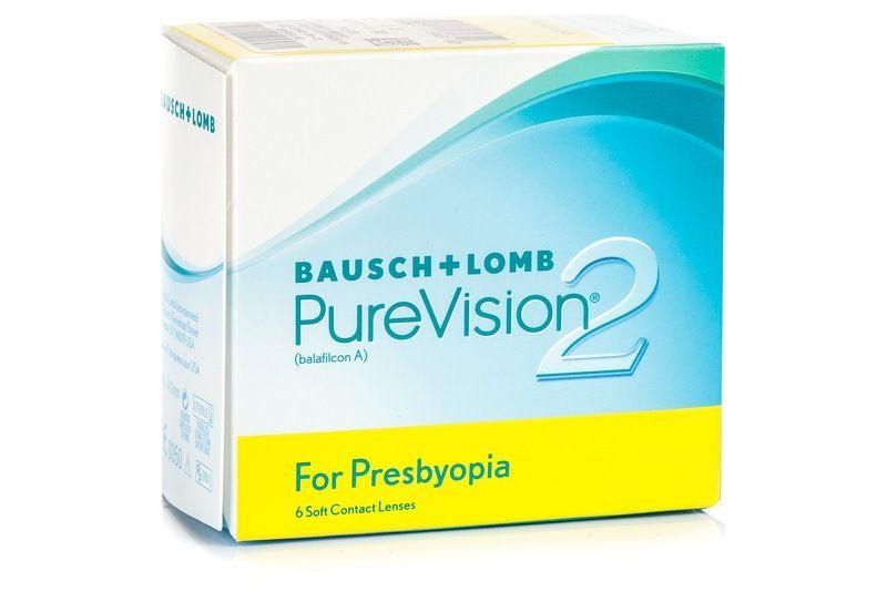 d70f4f310d PureVision 2 pentru Prezbitism (6 lentile)