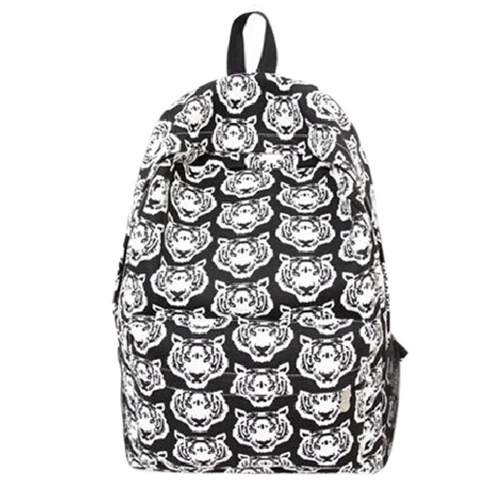 Fashion Women Canvas Backpack Mochilas Schoolbag for Teenagers Girls Leisure Backpack Shoulder Backpack Mochila Feminina