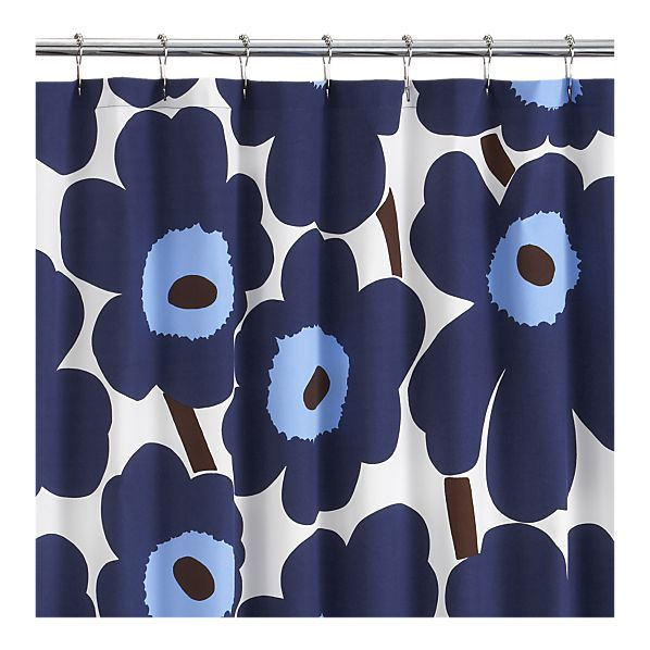 Shower Curtains crate and barrel shower curtains : 1000+ images about Sparks: graphic flowers on Pinterest | Graphics ...