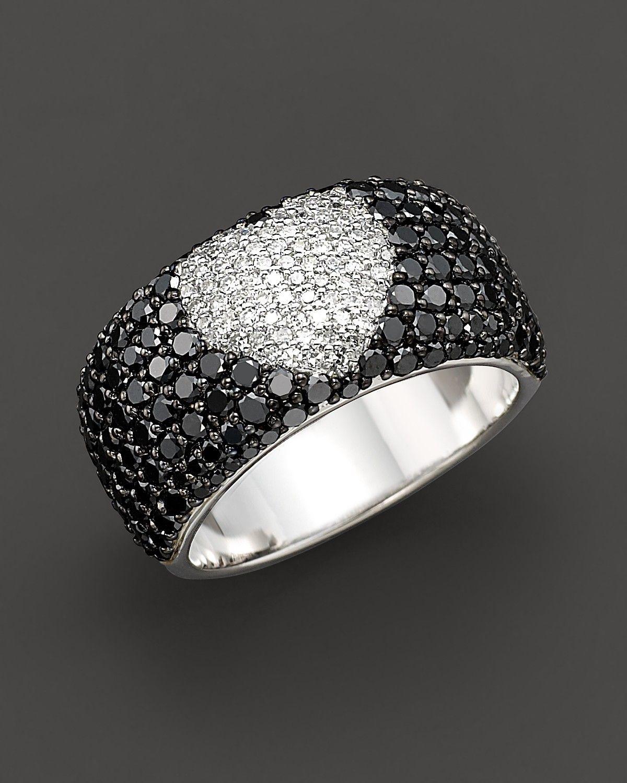 BLACK DIAMOND ENGAGEMENT RINGS | Black Diamond Wedding Rings for ...