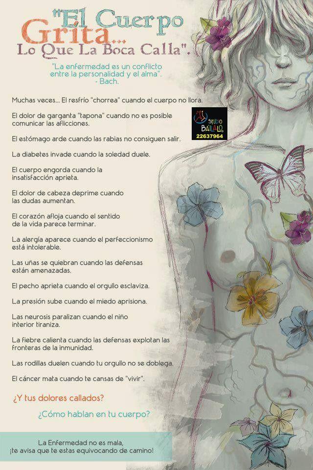 Por eso es la importancia del baile , ya que nos sirve para expresar lo que nuestra alma calla!!! www.studiobailalo.com