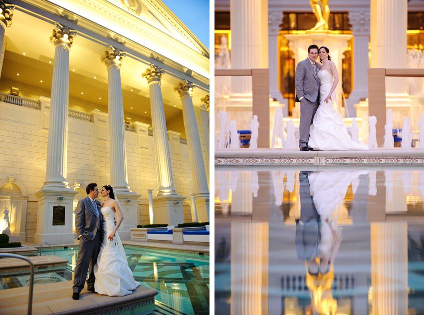 Caesars Palace Wedding For Whenif I Find Bae Wedding