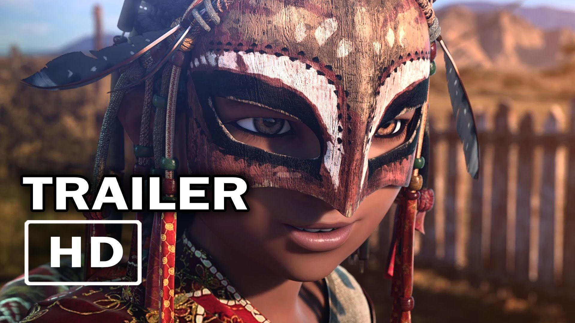 Bilal A New Breed Of Hero Official Teaser Trailer 1 Animated