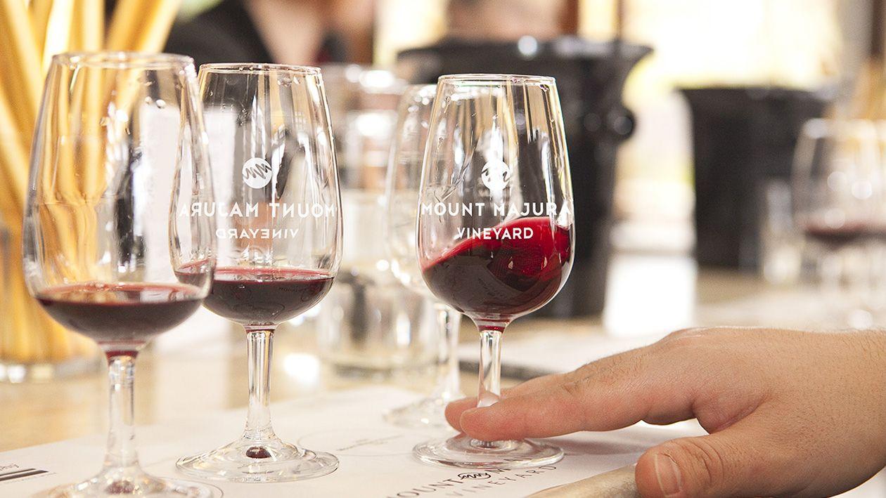 Mount majura cellar door anniversary canberra pinterest wine