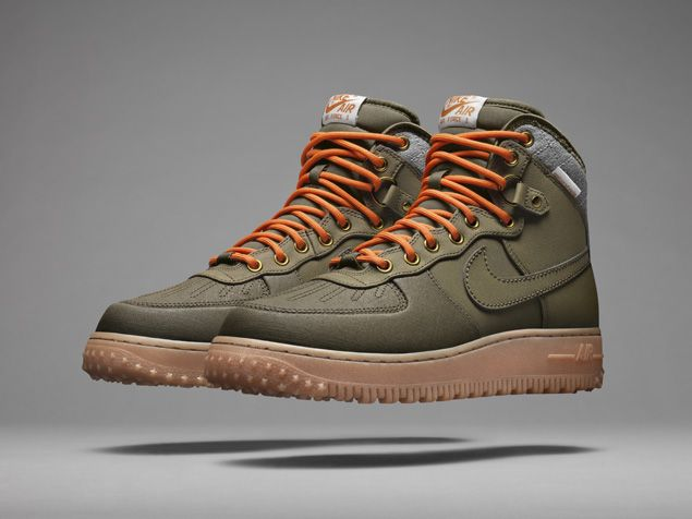 0f26ad55395f8d Nike Air Force 1 SneakerBoots