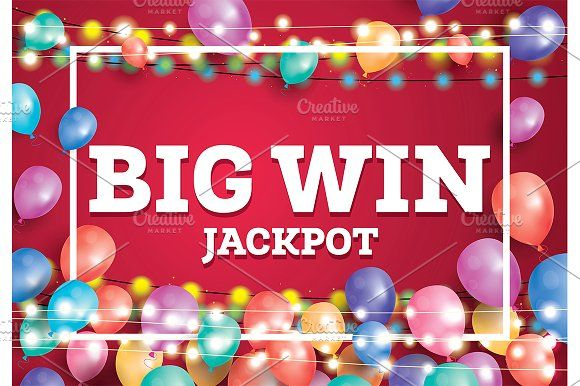 Jackpot Vector Vectors High Resolution Stock Photography and Images - Alamy