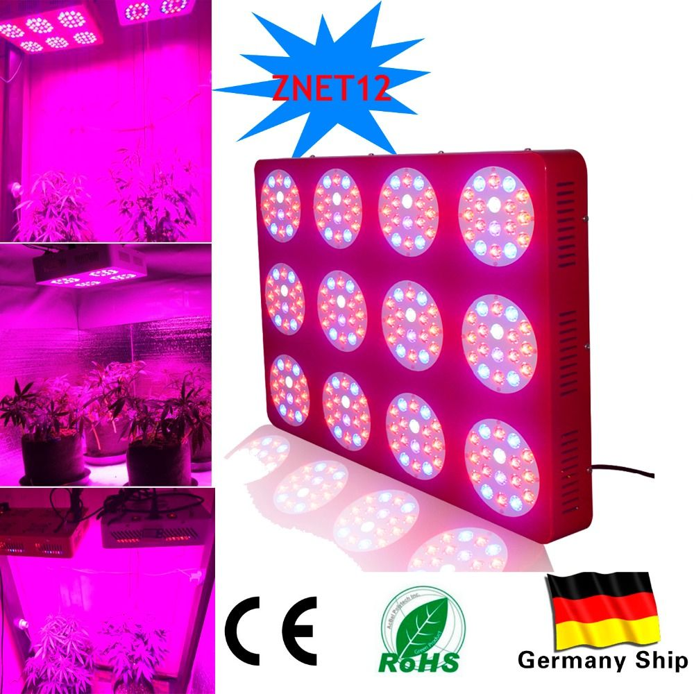 Shipping From Us 1000w Hps Replacement Znet12 Full Spectrum Led Grow Light For Indoor Medical Plant Led Grow Lights Grow Lights Lights