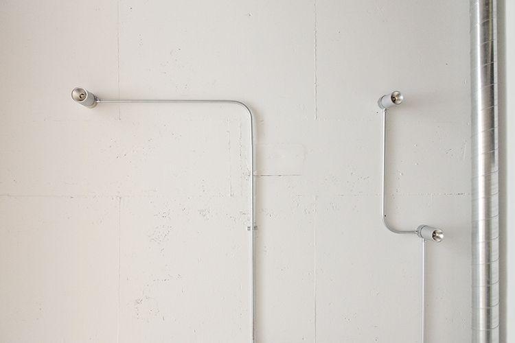 P 電線管で天井をデザイン 見上げたときの景色も抜かりなく P デザイン 天井 不動産