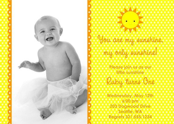 You are my Sunshine my only SunshineCustom by Dimpleprints on Etsy, $13.00
