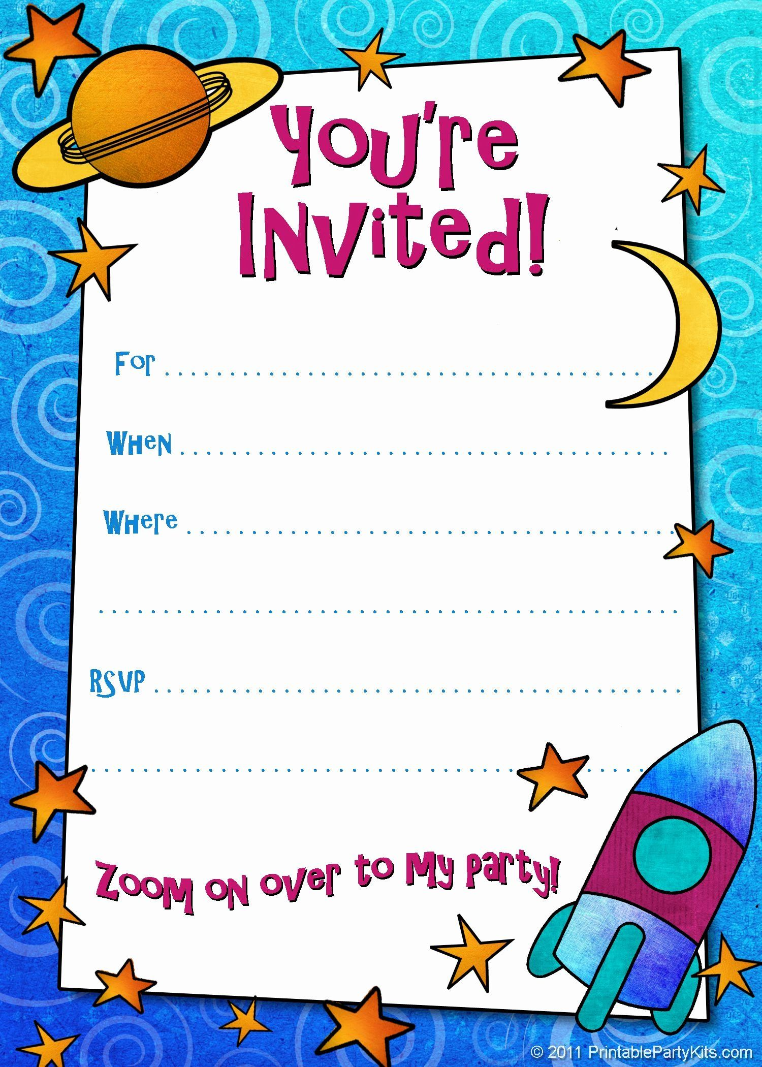 Google Docs Birthday Invitation Template Luxury Birthday Party I