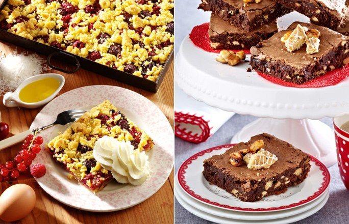 Blechkuchen Wie Viele Stücke