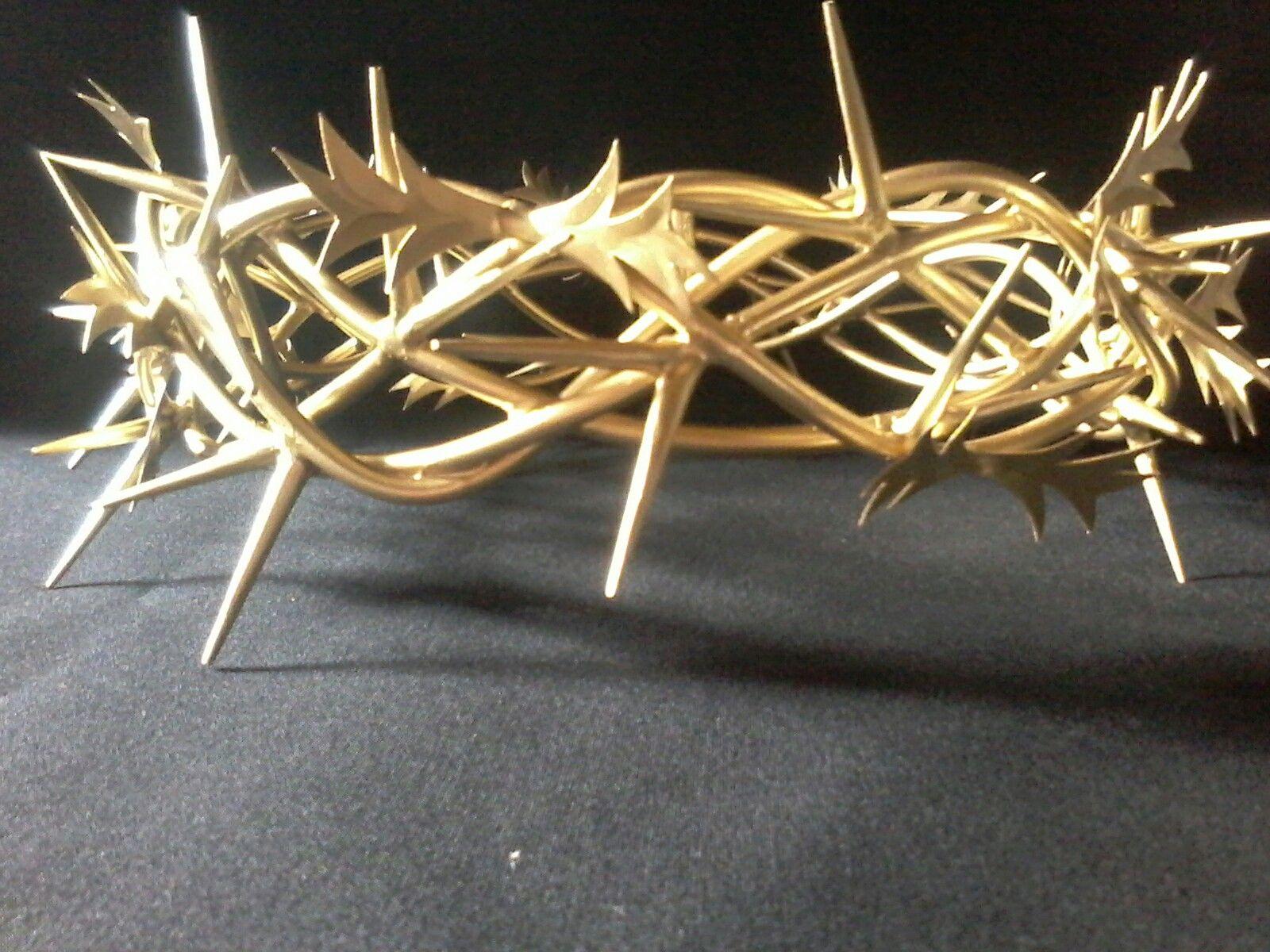 Corona De Espinas Para Jesus Nazareno Corona De Espinas Obras